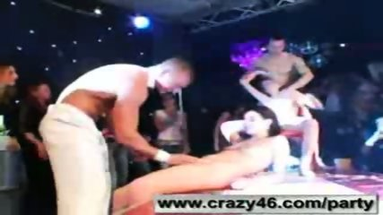 Drunk Girls Fuck Strippers at Party - scene 4