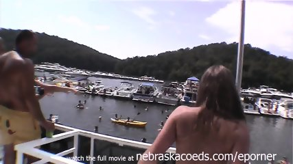 Slutty Iowa Girls Licking Their Friends Pussy - scene 1