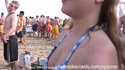 Authentic Spring Break Home Video South Padre Texas - scene 1