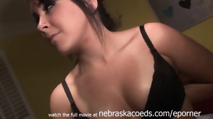 Spanish Party Slut Coming Home With Me And Using Random Glass Dildo I Love College - scene 3