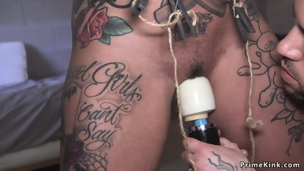 Alt babe with huge tits anal pounded bdsm
