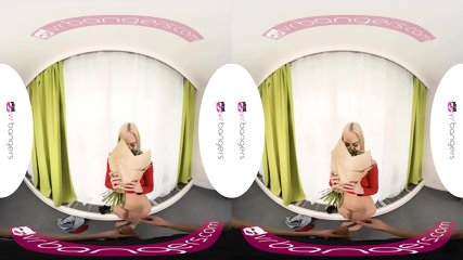 VRBangers.com Perky Blonde Suck and Fucked Hard in Her Dream VR
