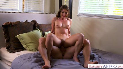 Hottie Has Sex With Friend's Bro - scene 10
