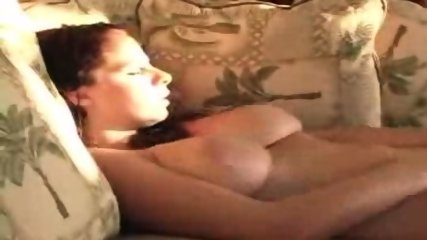 Busty amateur playing with her snatch - scene 11