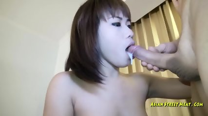 Asian Girl Treated Like A Slut