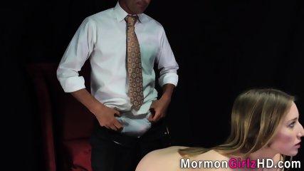 Drilled mormon amateur