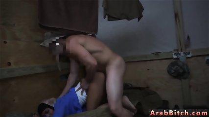 Arab man white female Operation Pussy Run!