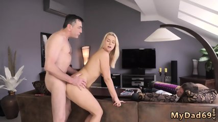 Old school porn xxx Sleepy dude missed how his father screws his girlchum - scene 10