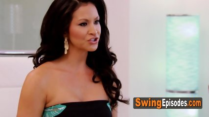Swing House Season 5 Episode 2 Swingers are caught up in the moment