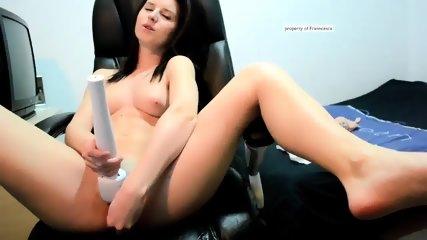 Masturbation On Chair