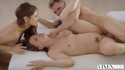 VIXEN Tori Black And Caprice In The Hottest Threesome You Ll Ever See! - scene 12