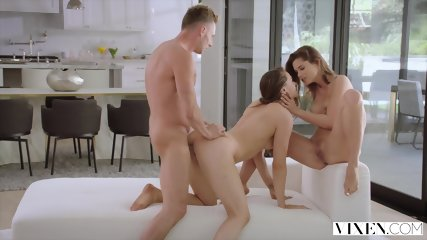 VIXEN Tori Black And Caprice In The Hottest Threesome You Ll Ever See! - scene 6