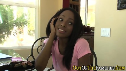 Black stepdaughter fucked