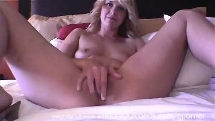 Hot Blonde With Braces And Puffy Nipples Being Naked On Camera For The First Time And Nervous - scene 3