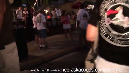 On A Rampage And Getting Kicked Out Of Fancy Hotel During Fantasy Fest Key West Florida - scene 6