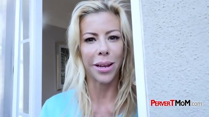 Billy s best friend comes over to his place to bang his hot milf
