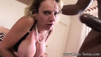 Mature Blonde With Cum In Expanded Pussy - scene 8