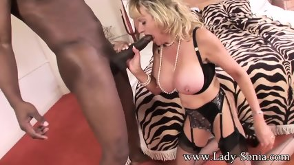 Mature Blonde With Cum In Expanded Pussy - scene 11