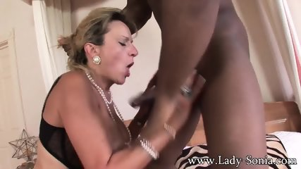 Mature Blonde With Cum In Expanded Pussy - scene 4