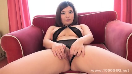 Chubby Asian Girl Shows Her Body