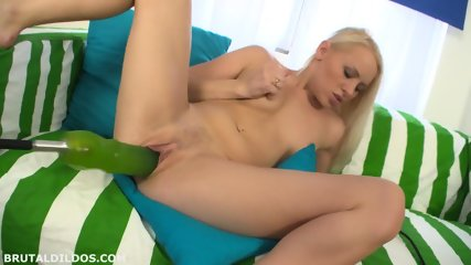 Big Toys In Her Pussy - scene 9
