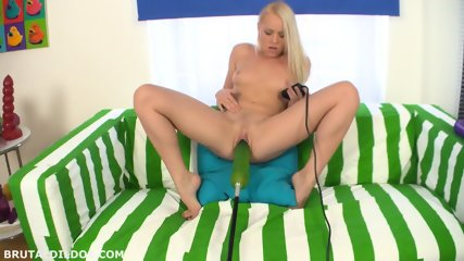 Big Toys In Her Pussy - scene 11
