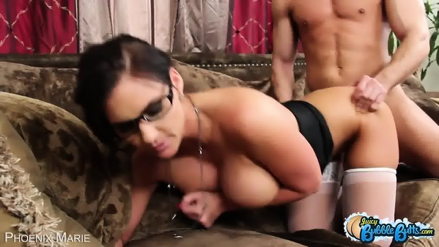 Big Assed Phoenix Marie Take Cock