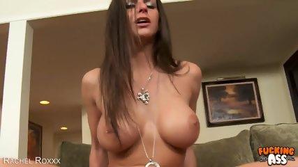 Busty Babe Rachel Roxxx Gets Ass Fucked - scene 9
