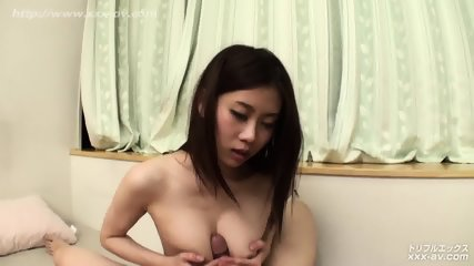 Asian Girl Plays With Dicks - scene 5