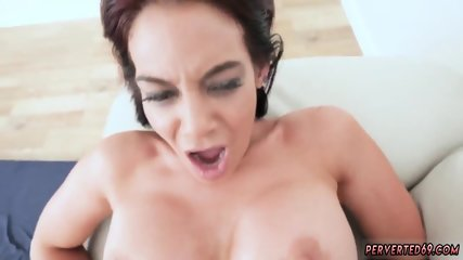 Hot midget slut shows off in front of the camera