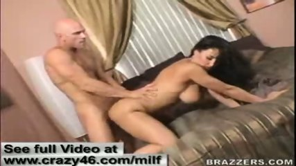 MILF fucks a Clients Big Cock at her House