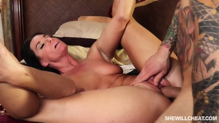 Fucking In Front Of Husband - scene 10