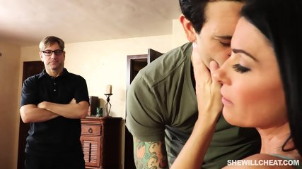 Fucking In Front Of Husband - scene 3