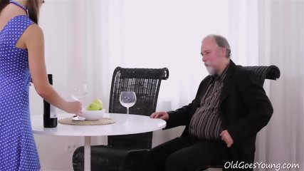 Date With Older Guy - scene 2