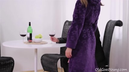Date With Older Guy - scene 3