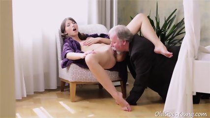 Date With Older Guy - scene 5