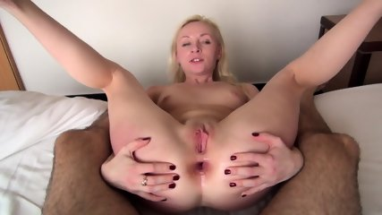 Morning Anal Sex With Charming Blonde
