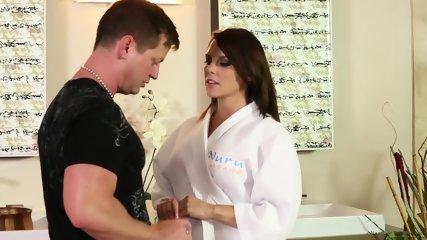 Hot Brunette Loves Sex - scene 1