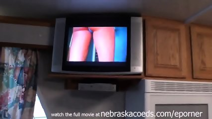 Home Video Hot Girls Partying On A Lake In Missouri - scene 4