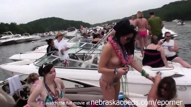 Perfect Tits On A Gorgeous Party Girl