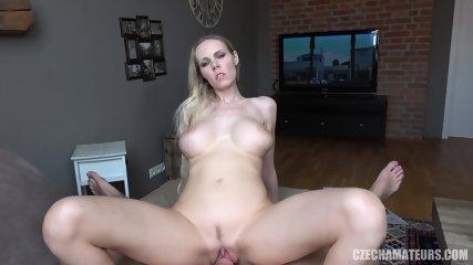 Anal Sex With Busty Czech Girl - scene 8