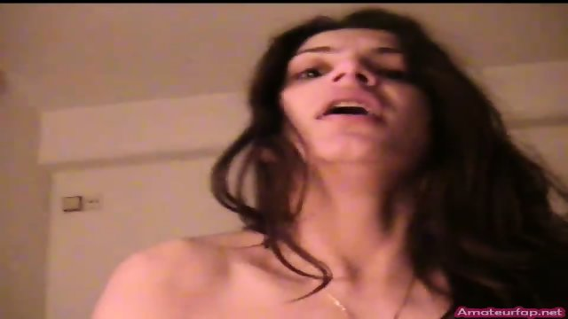 Amateur Teen Giving A Blowjob
