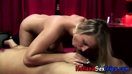 Real Hooker Sucks Cock - scene 11