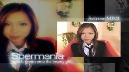 Spermania Vol.17 - Mimi bukkake edit 2