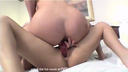Aerobic Double Dildo Scissor Fest In Hotel Room Stretched Smashed And Gaped - scene 11