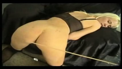 Blond babe gets her penalty - scene 11