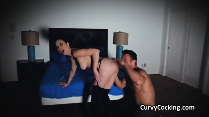 Cock hungry fire spinner fucked hard