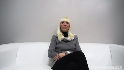 Dana Plays With Dick At The Casting - scene 1