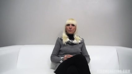 Dana Plays With Dick At The Casting - scene 4