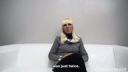 Dana Plays With Dick At The Casting - scene 6